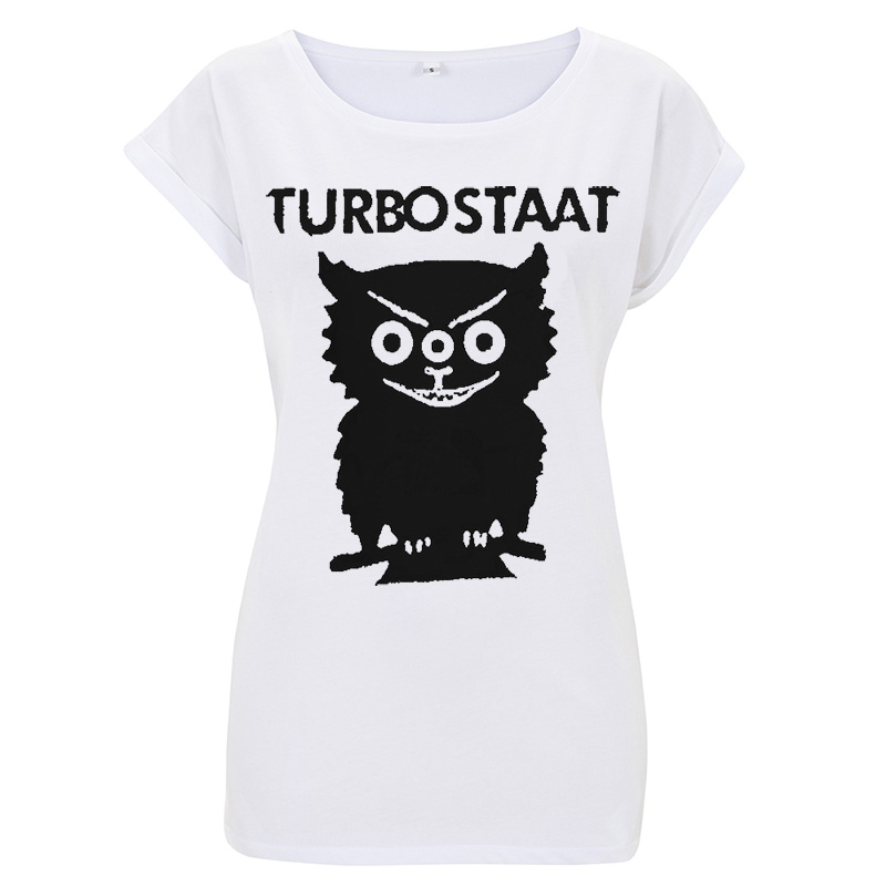 Turbostaat 13.03.2021 Berlin, SO36 Girls Shirt inkl. Einladung