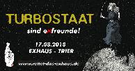 Turbostaat 17.08.2018 Trier Ticket incl. pre-sale fee