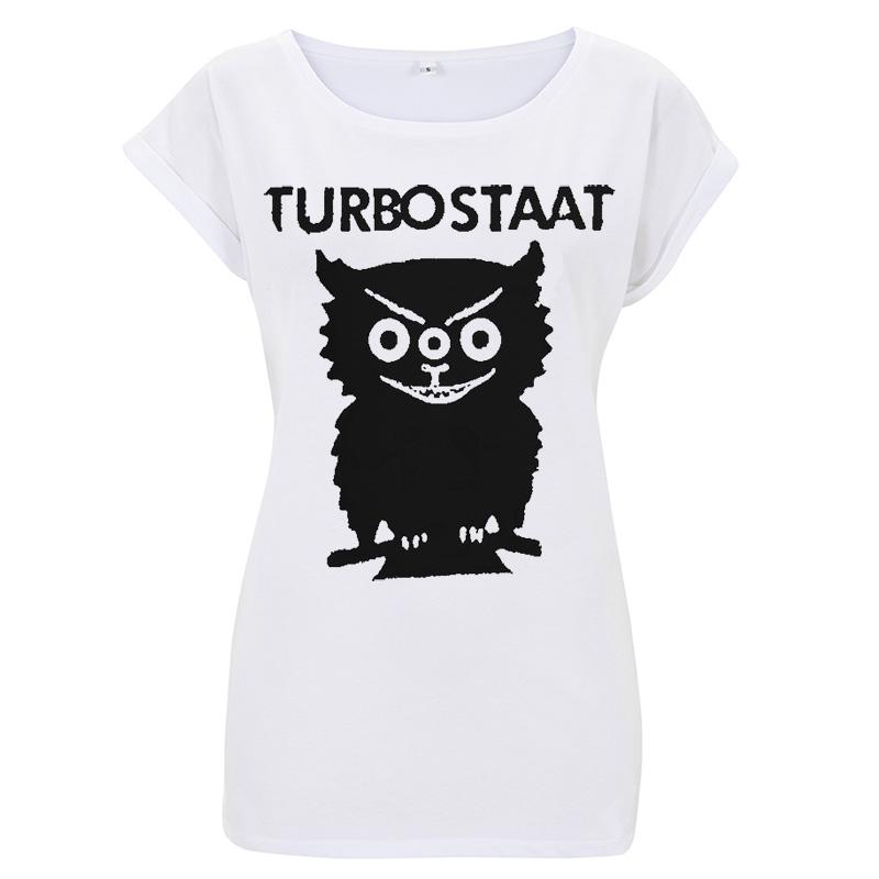 Turbostaat 22.01.2021 Husum, Speicher Girls Shirt inkl. Einladung