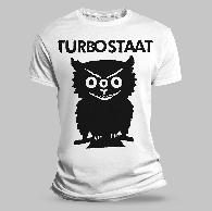 Turbostaat 29.01.2021 Flensburg, Volksbad T-Shirt inkl. Einladung
